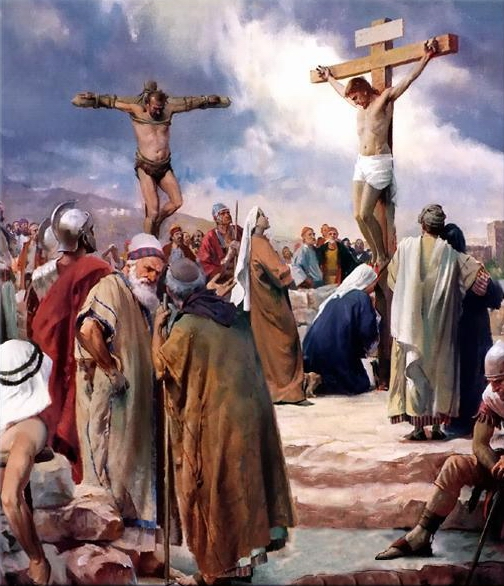 jesus crucified 3